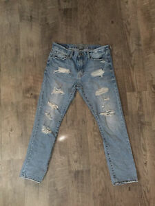 American eagle slim fitted jeans (32x30)