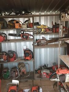 Wanted: Wanted to buy chainsaws