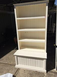 Book shelves with toy box North Richmond Hawkesbury Area Preview