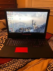 Alienware 17 R4 Gaming Laptop - Trade for a Macbook
