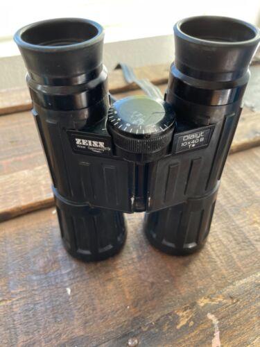 Zeiss Dialyt 10x40B T* Rubber Binoculars West Germany