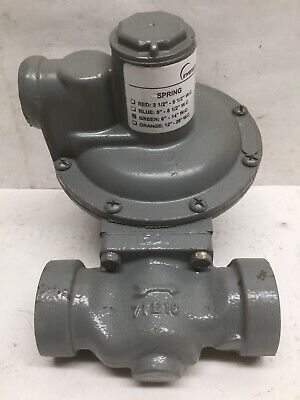 Invensys 043 Gas Regulator 1 X 1 St. Body 38 Alm