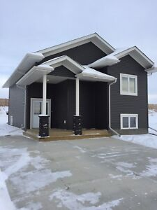 New Saskatchewan home