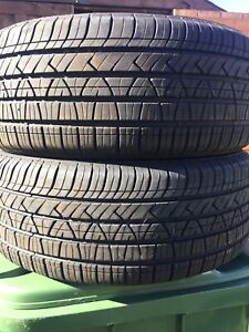 p205/55/16 inch All Season Tires / NEAR NEW / GOOD DEAL
