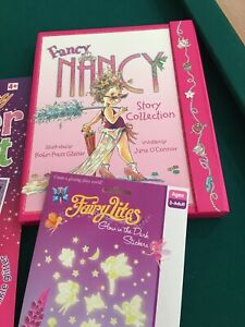 Fancy Nancy Story Books Collection
