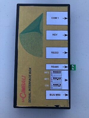 La Cimbali Espresso Machine Serial Interface Box