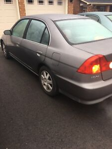 Grey 2004 Acura for Sale