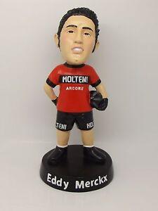 Eddy Merckx Team Molteni Arcore, Bobblehead, 5 inch tall.