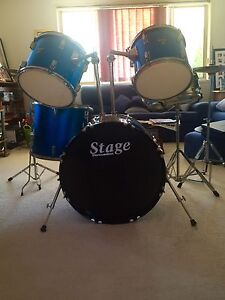 STAGE Percussion - Drum Kit Tewantin Noosa Area Preview