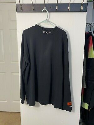 Heron Preston СТИЛЬ Turtleneck - Size XL
