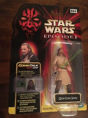 star wars episode 1 Qui-Gon Jinn moc commtech