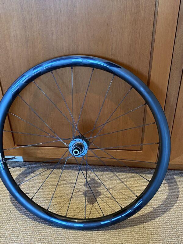 Nox Falkor 36D 700cc carbon gravel bike wheelset with Chris King Hubs
