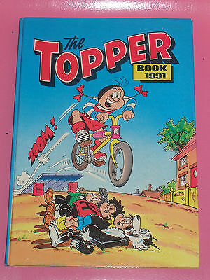 THE TOPPER BOOK 1991