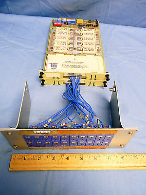 2 Fluke 2300a-002 Thermocouple Scanner Modules W Type-t Thermocouple Array