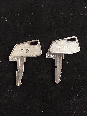 Tec Cash Register Pr Key Xh21 Set Of 2