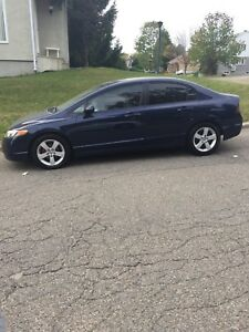 2006 Honda Civic EX-L. CUSTOM LEATHER INTERIOR!! (Nego.)