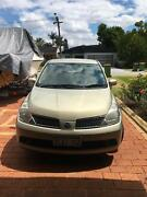 NIssan Tiida ST-L Plus 2008 Shelley Canning Area Preview