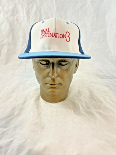 Promotional Only - Final Destination 3 - Movie - Hat - 2006 - UNUSED - RARE