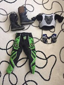 Youth mx gear for sale