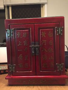 Beautiful chinese style cabinet/side table Baulkham Hills The Hills District Preview