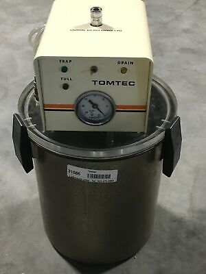 Tomtec Autotrap 24 Model 96-14 Wash Collector Microplate Wash - Harvester 96
