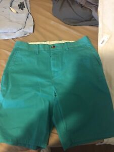 Brand new men's old navy shorts and H&M jeans