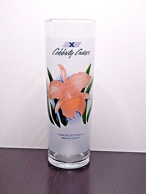 Celebrity Cruises Oriental Prince Laeliocattleya W Recipes Frosted Drink Glass