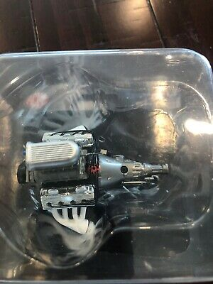 1/18 Acme Supercharged  Hemi Dragster Engine and Trans #A1800901E Blown Chrome