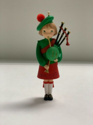 11 Pipers Piping (11th in the 12 Days of Christmas) 2021 Orname