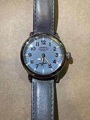 Shinola Argonite-1069 36mm Watch