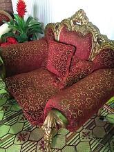 Antique style sofa Fairfield Fairfield Area Preview