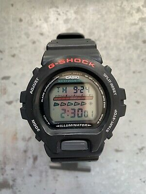 Casio G-Shock DW6600 Watch Rare Navy Seals American Sniper Chris Kyle