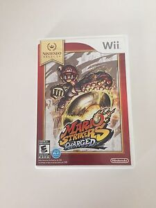 Mario Strikers Charged Nintendo Wii Game