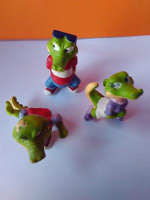 Ü-Eier Crazy Crocos von 1993
