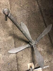 Folding 10kg grapnel anchor Brookvale Manly Area Preview
