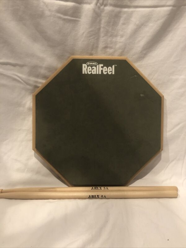 Reelfeel Drum Pad + Sticks