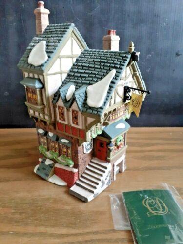 Dept 56 Dickens Village The Pied Bull Inn #57517