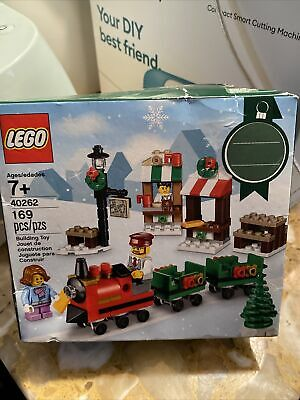 Lego Christmas Train Ride #40262 NEW 2017 NIB