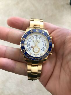 Rolex Yacht Master II Yellow Gold 116688