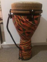 Funky African Djembe for sale Newmarket Brisbane North West Preview