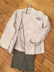 George Brown Chef Uniform $5