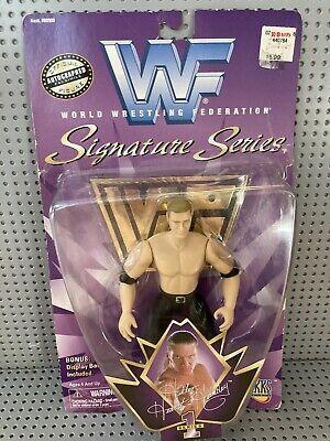 WWF Signature Series 1 Triple H Action Figure From Jakks Pacific 1997 NEW t971