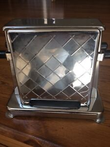 Antique electric toaster