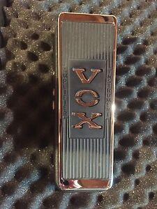 Wah Vox V847 upgraded