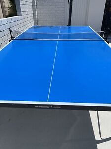 Out door ping pong table