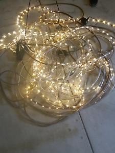 100m led white light ropes Rockingham Rockingham Area Preview