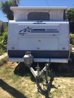 Jayco Starcraft Poptop Caravan - 12v - Modern & Immaculate
