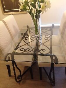 3 piece dinning table set (chairs not included) Bulleen Manningham Area Preview