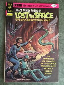 Lost In Space Bronze Age Comics -get both for $8.