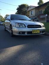 2000 Subaru Liberty Sedan Newcastle 2300 Newcastle Area Preview